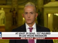 Gowdy on Vegas Shooting: 'Difficult to Believe That a Single Person Could Have Done This Without Detection'