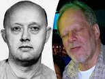 Mugshot: This was the FBI's most wanted list's image of Paddock after his escape from prison. His nicknames included 'Big Daddy' and 'Chromedome' and he had a series of aliases