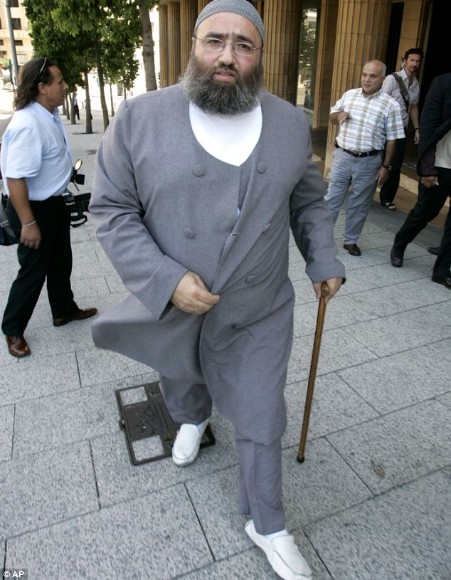 Muslim cleric Omar Bakri has been banned for the UK