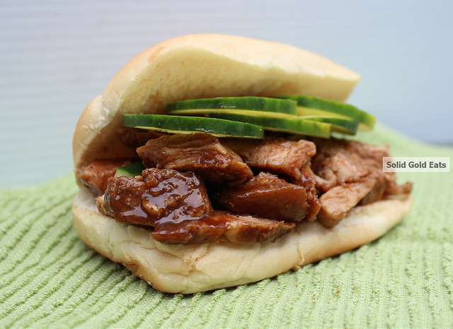 Emeril's Teriyaki Pork