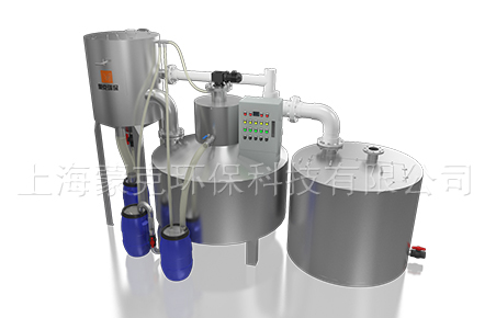 蒙克环保的餐饮油水分离器有什么特点?