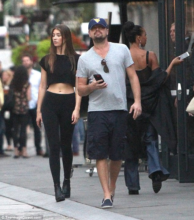 Taking it slow: Leo and Lorena have not yet confirmed if they are dating despite their multiple outings together