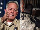 Sheriff Joseph Lombardo (pictured) said on Wednesday that 'You gotta make the assumption' that