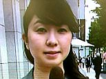 Japanese journalist Miwa Sado (pictured) worked herself to death by doing 159 hours of overtime in a month and taking just two days off