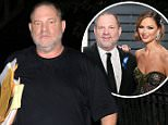 Harvey Weinstein arrives at his home in NYC's West Village on Thursday night after revealing he has had 'really tough conversations' with his family after the allegations of sexual harassment against him