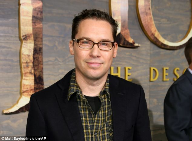 Allegations: Bryan Singer has been accused of committing a  sexual assault against a man in his 20s in New York City last year