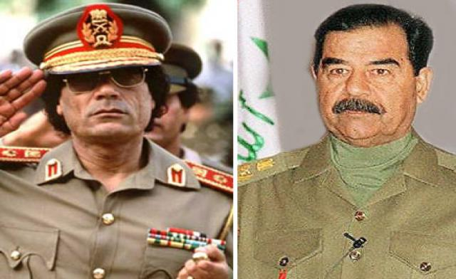 Thousands died in 1991 when Saddam crushed uprising