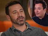 Jimmy Kimmel says he has shied away from talking about Weinstein on his show because he fears 'gun nuts' will twist his words