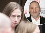 Chelsea Clinton fled to her car to avoid answering questions from a DailyMail.com about if the Clinton Foundation will return Weinstein's donations