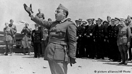 Spanien Francisco Franco