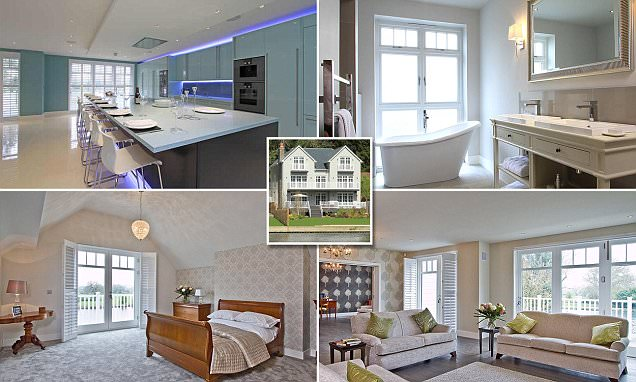 You can win this £3.5m five bedroom house for £25