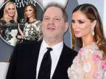 Harvey Weinstein and Georgina Chapman pictured at the 2016 Oscars. Chapman has separated from Weinstein amidst sexual assault allegations but fashion insiders speculate it will not be enough to save her fashion line