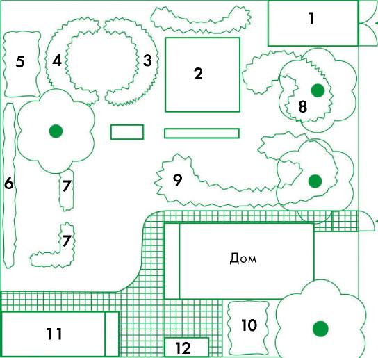1808a 59 - Красивые миксбордеры в саду и их фото
