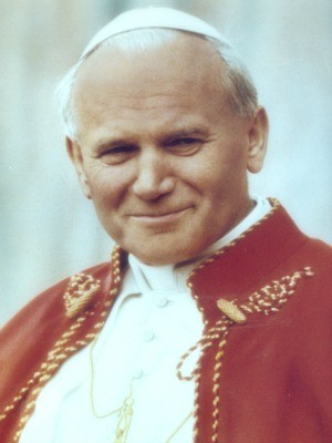 Papa João Paulo II é tema de exposição fotográfica em Fortaleza (Foto: Divulgação)