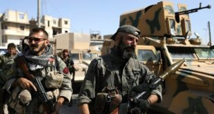 SDF expects Raqqa victory within days