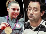 McKayla Maroney reveals she was molested by US gymnastic team doctor for SEVEN YEARS