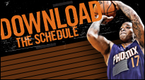 Suns Downloadable Schedule