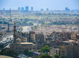 Egypt's capital Cairo suffers from a lack of housing and infrastructure to handle its rapidly growing population (Wikimedia)