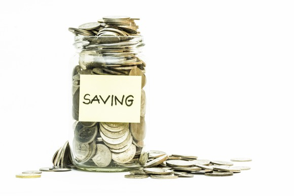 Set Aside Money for Savings