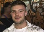 Connor Leslie, pictured, vanished just hours after this photograph was taken following a night out with two friends in Hanoi, Vietnam. The 23-year-old, from Aberdeen, has now been found safe and well