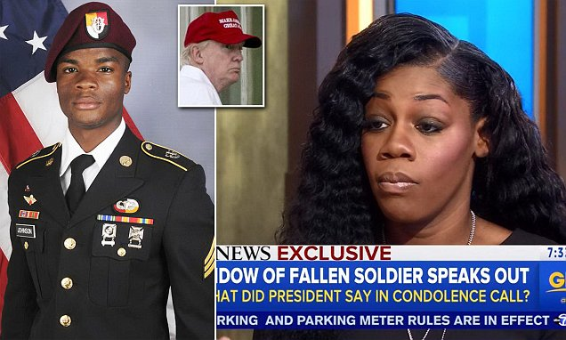 Trump gets into Twitter fight with Gold Star widow