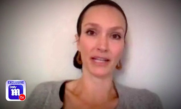 Harvey Weinstein accuser Zoe Brock speaks to DailyMailTV