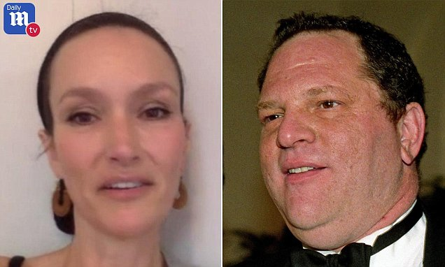 Harvey Weinstein victim says assistant helped with assault