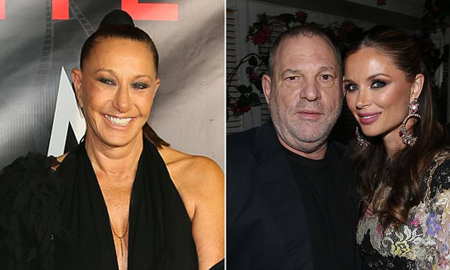 Donna Karan defends Harvey Weinstein and blames victims