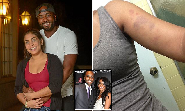 Nick Gordon's girlfriend says she was the aggressor