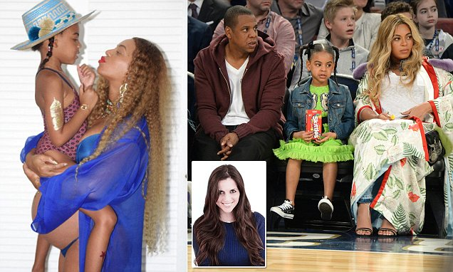 Beyoncé hits back in legal battle over Blue Ivy trademark