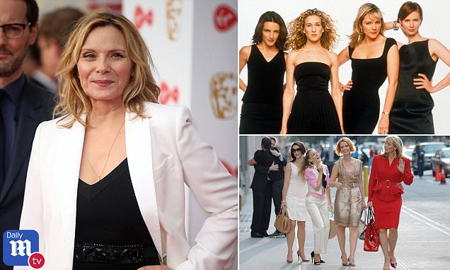 Kim Cattrall causes studio to shelve Sex and the City 3