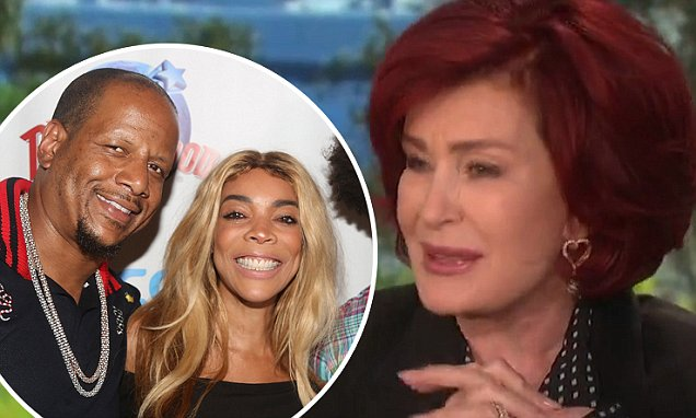 Sharon Osbourne: Wendy Williams 'must know' about hubby