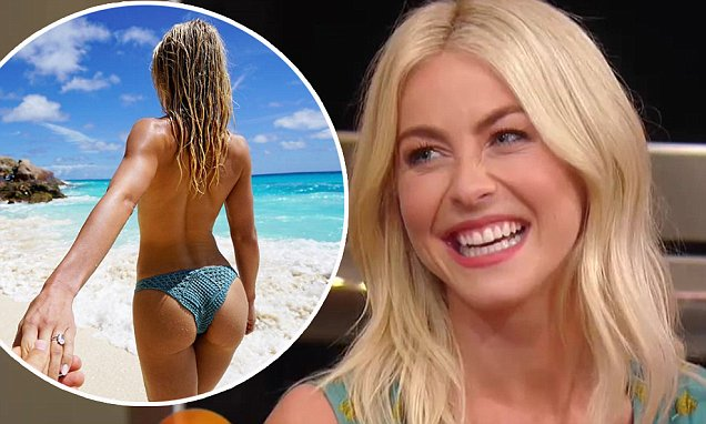 Julianne Hough dishes on her exotic honeymoon