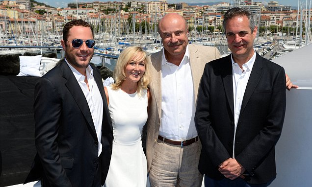 Daily Mail and Dr Phil McGraw announce new daily TV series