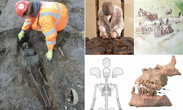 Crossrail skeletons shed light on London 450 years ago