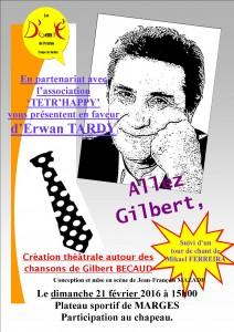 Allez Gilbert, Raconte...! plaquette com 2 fusionnée ERWAN TARDY 21-02-16(1)