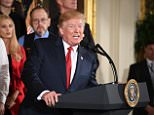 President Trump brought up the loss of his brother, Fred Trump, to alcoholism as he declared the opioid crisis a nationwide public health emergency on Thursday