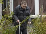 Edward Cairney moved out of the property but no clues as to Ms Fleming's whereabouts were found by police as the search was extended to nearby water and woodland
