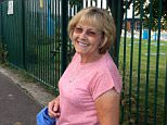 Paula, 46, was left holding her mother Lynda Manning's head in her hands as she lay dying on the pavement outside her home in Swindon, Wiltshire