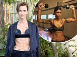 ruby Rose attends CFDA/Vogue Fashion Fund Show and Tea at Chateau Marmont at Chateau Marmont