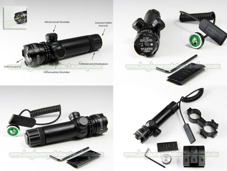 Laserzielvorrichtung Kaufen Ziellaser Pistole