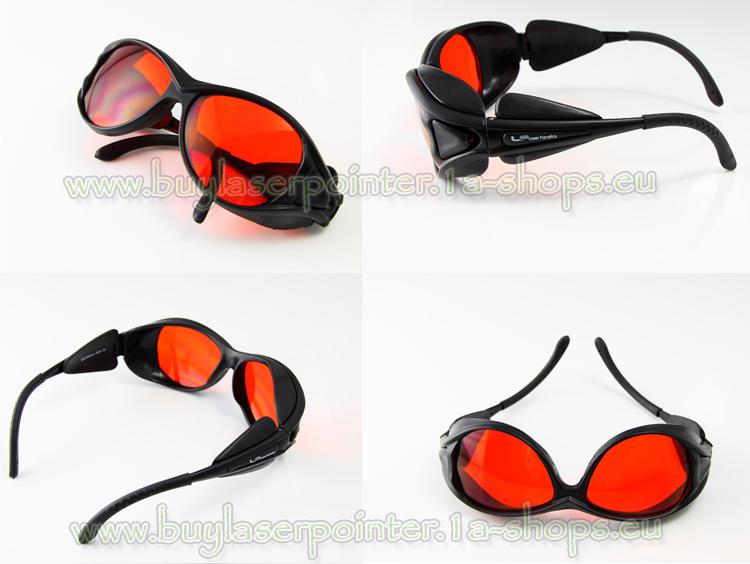 Laserschutzbrille 200NM-540NM