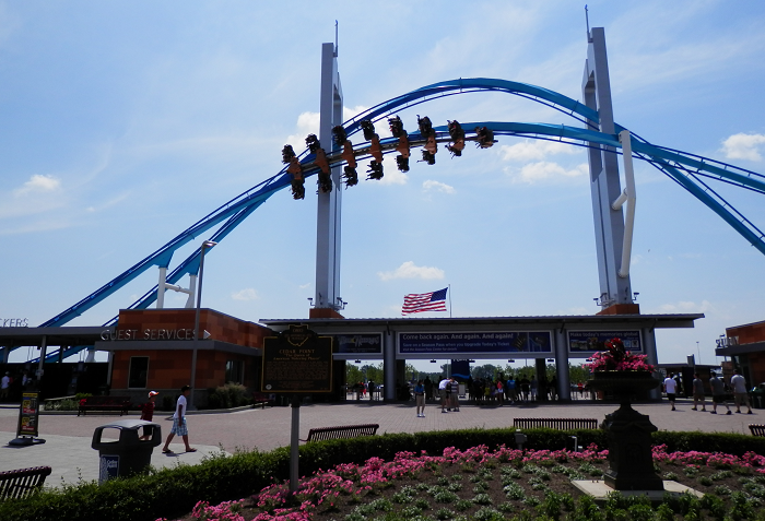 Cedar Point's Gatekeeper