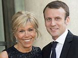 Brigitte Macron eats 10 fruit and vegetables every day while husband Emmanuel Macron prefers a cordon bleu