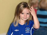 Sometime during the next two hours, three-year-old Madeleine McCann disappears from an apartment in that same block as her parents dine with friends nearby