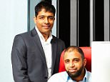 Mohsin and Zuber Issa¿s journey from the back streets of Blackburn to the top of the property ladder appears complete