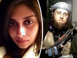 Tania Georgelas, 33 (pictured), the British-born jihadi bride said she became radicalized through the racism she experienced growing up in London