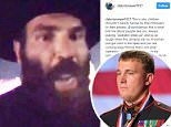 Dakota Meyer has slammed the 'King of Instagram' Dan Bilzerian for filming himself running away moments after he saw a woman shot in the dead in Las Vegas