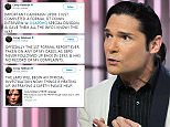 Coming forward:Corey Feldman announced on twitter that he formally filed a police report with the LAPD about being molested as a minor