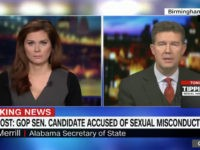 Alabama Secretary of State: If GOP Asks to Remove Moore as Their Candidate 'We Will Honor Their Request'